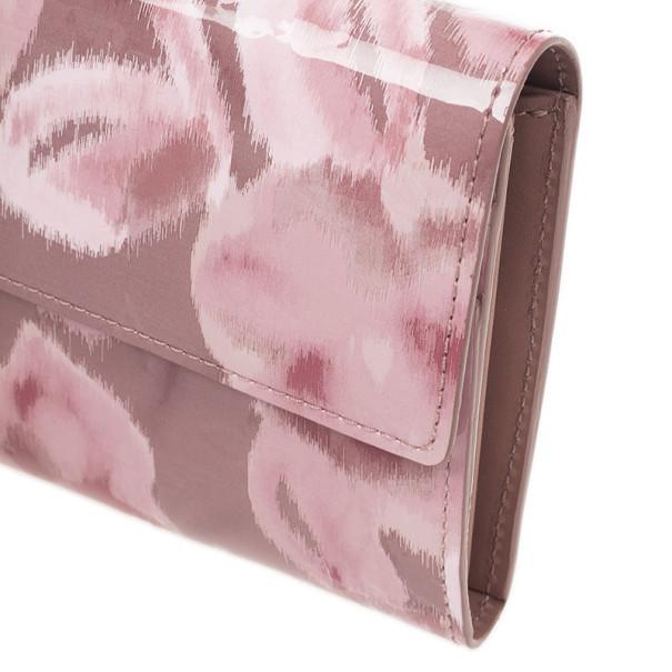 Louis Vuitton Floral Ikat Sarah Wallet