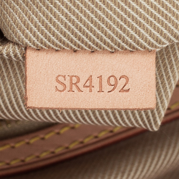 Louis Vuitton Monogram Stone Pink Neverfull MM