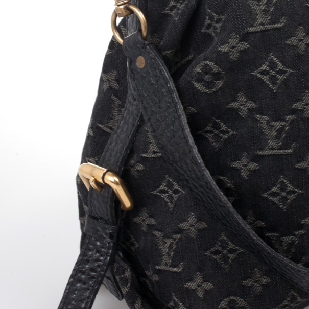 Louis Vuitton Monogram Denim Neo Cabby GM Tote