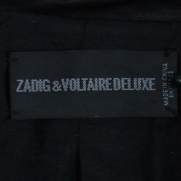 Zadig & Voltaire Sequin Jacket S