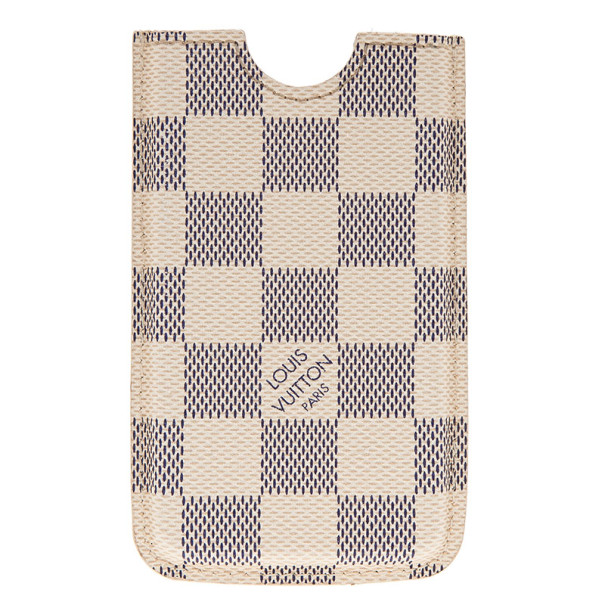Louis Vuitton Damier Azure Canvas iPhone 5 Case