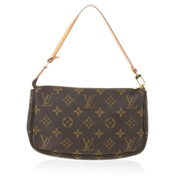 Louis Vuitton Monogram Pochette Accessories Shoulder Bag