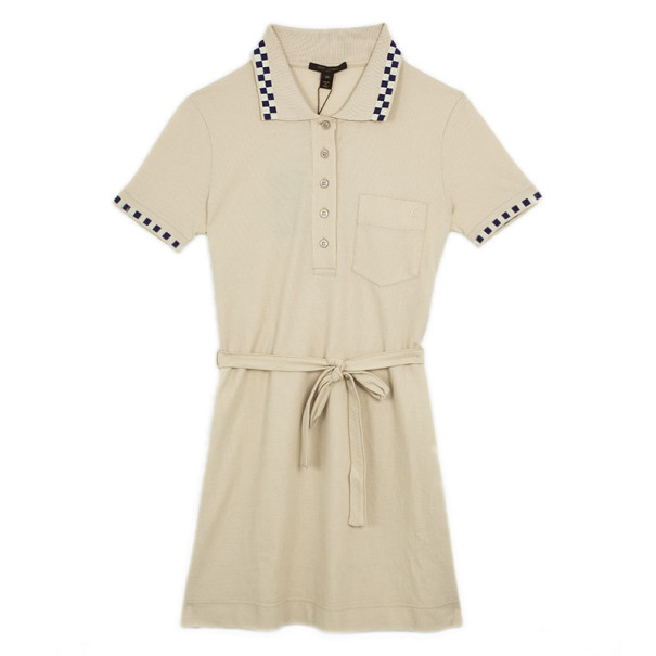 Louis Vuitton Collar Dress S