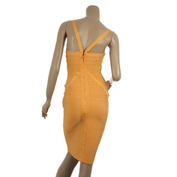 Herve Leger Bandage Dress S