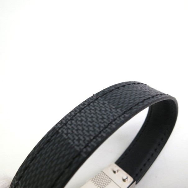 Louis Vuitton Check It Damier Graphite Bracelet
