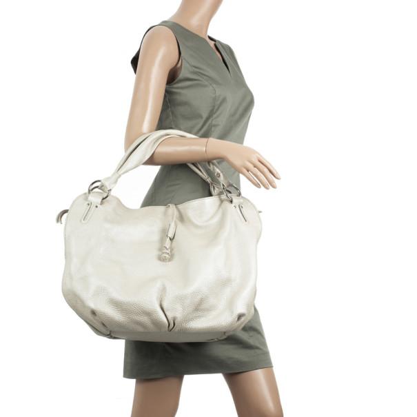 LC - Buy \u0026amp; Sell - Celine Metallic Leather \u0026#39;Bittersweet\u0026#39; Large Hobo ...
