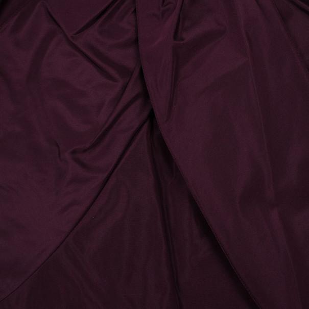 Giorgio Armani Pure Silk Layered Top L