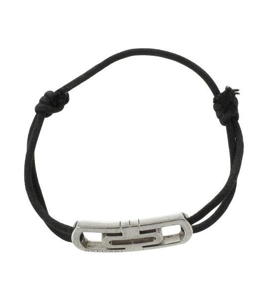 Bvlgari Parentesi Silver Bracelet