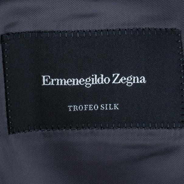 Ermenegildo Zegna Three-Button Trofeo Men's Suit EU54