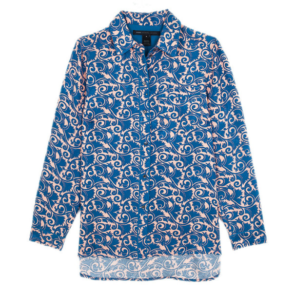 Marc by Marc Jacobs Baroque Print Shirt M