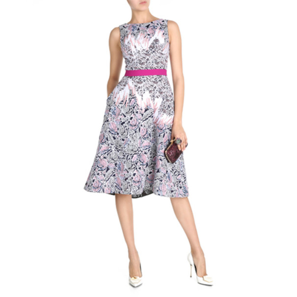 Peter Pilotto Axis Midi Dress M