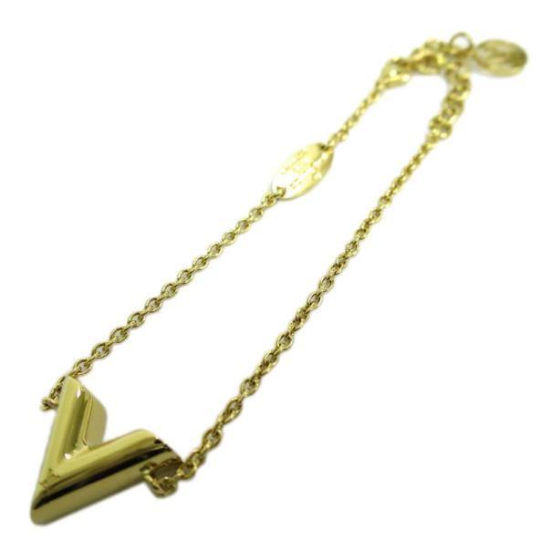 Louis Vuitton Essential V Bracelet 20CM