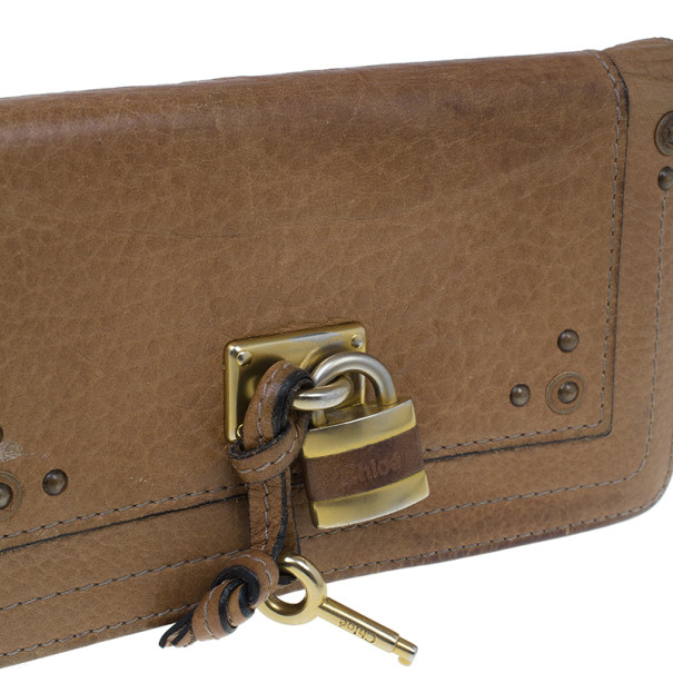 Chloe Paddington Wallet
