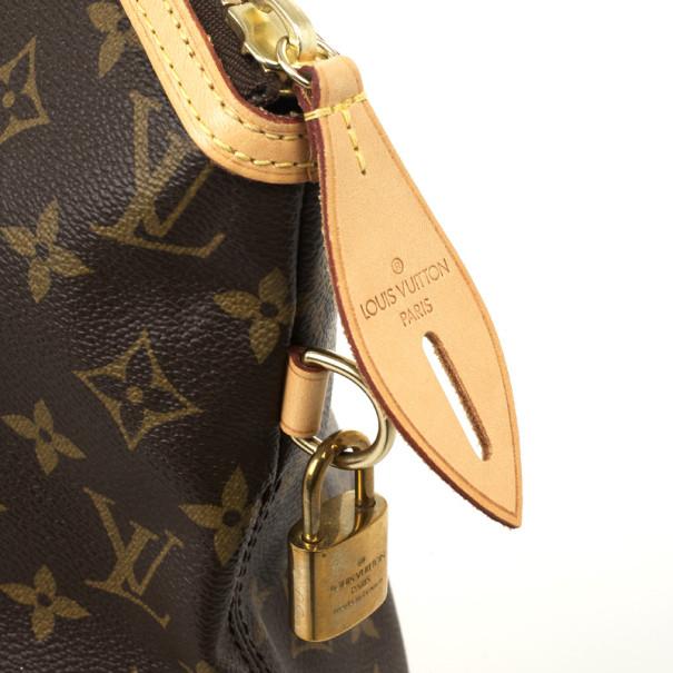 Louis Vuitton Monogram Lockit GM