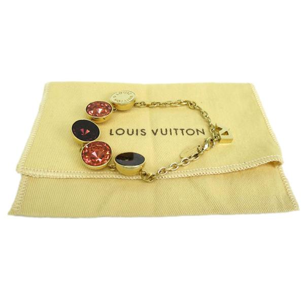 Louis Vuitton Over the Rainbow Peach Bracelet