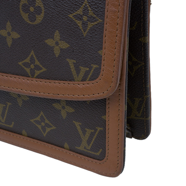 Louis Vuitton Monogram Canvas Pochette Dame GM