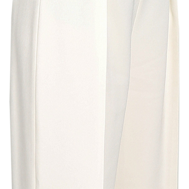 3.1 Phillip Lim Ivory Wide-Leg Trousers S