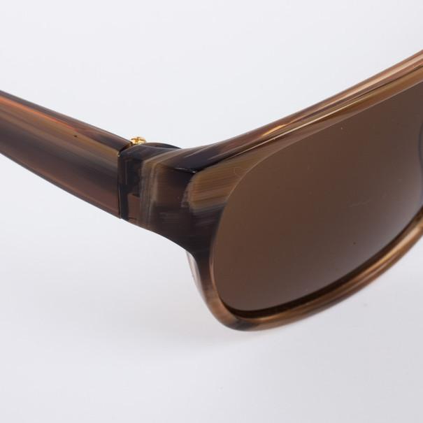 Calvin Klein Crystal Horn 7869SP Unisex Sunglasses