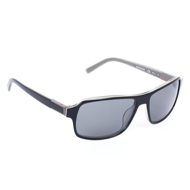Calvin Klein Black 7856SP Unisex Sunglasses