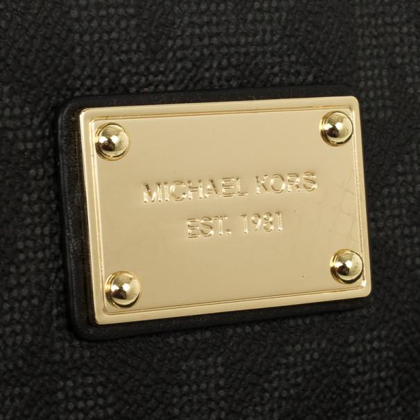 MICHAEL Michael Kors Monogram Clutch Bag