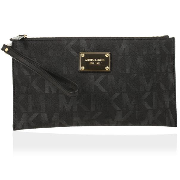 60% cheap how to purchase greatvarieties MICHAEL Michael Kors Monogram Clutch Bag