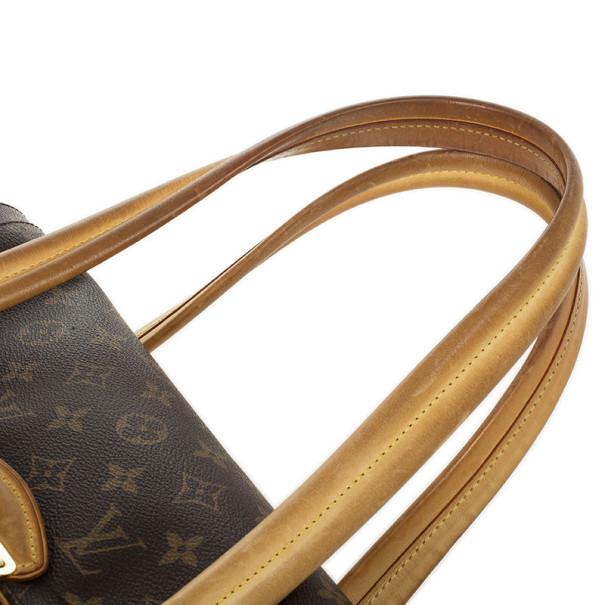 Louis Vuitton Monogram Canvas Beverly GM Satchel