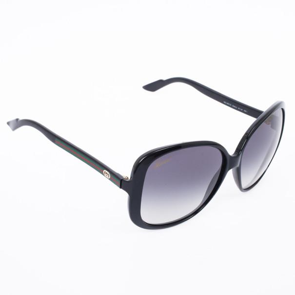 Gucci Black GG 3157 Oversized Womens Sunglasses