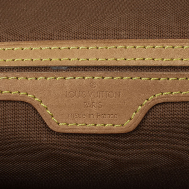 Louis Vuitton Monogram Canvas Montsouris GM Backpack