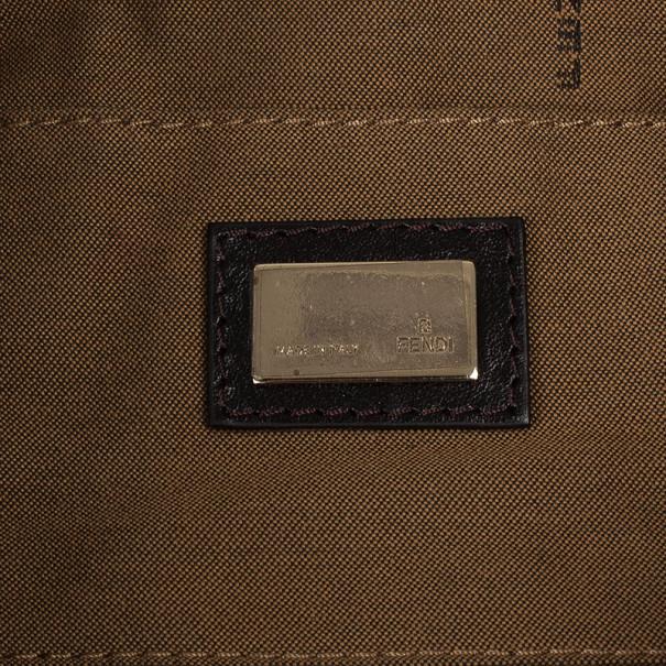 Fendi Zucca Borsa Chef  Bag