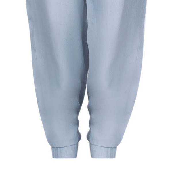 Emporio Armani Grey Tapered Pants S