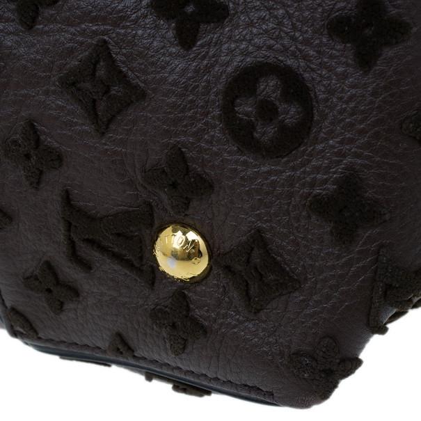 Louis Vuitton Brown Veau Cachemire Leather W PM