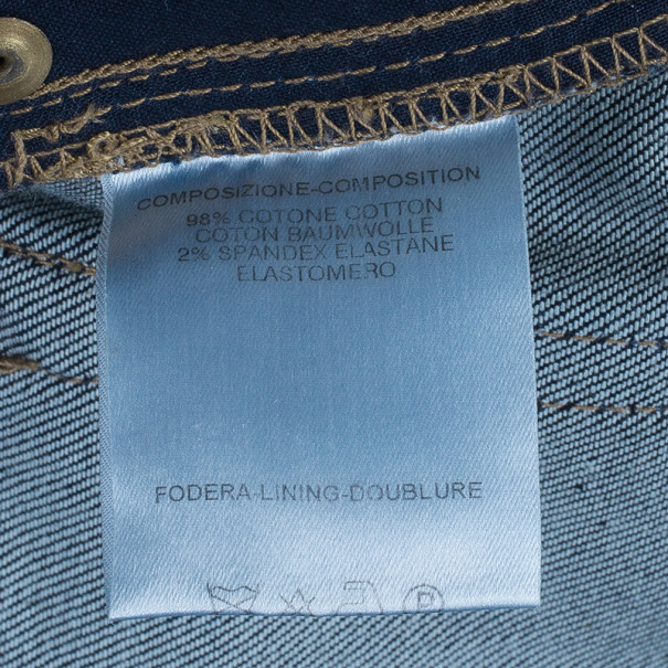 Gucci Dark Blue Denim Jeans L