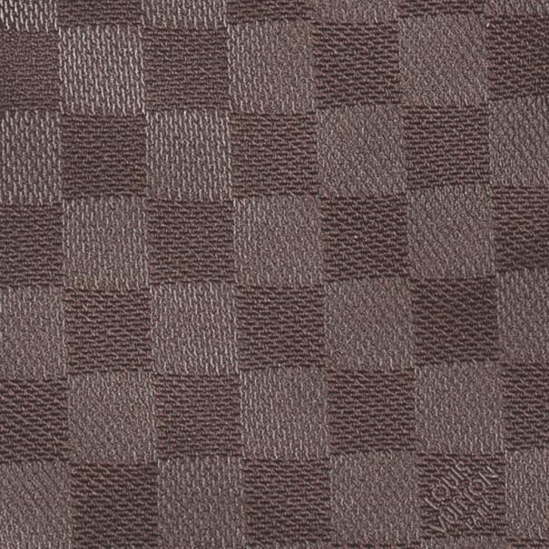 Louis Vuitton Damier Ebene Classique Tie