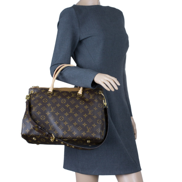 Louis Vuitton Monogram Canvas and Leather Pallas