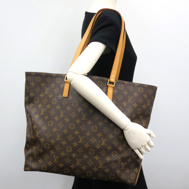 Louis Vuitton Monogram Cabas Alto Tote Bag