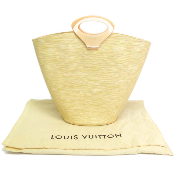 Louis Vuitton Vanilla Epi Noctambule Bag