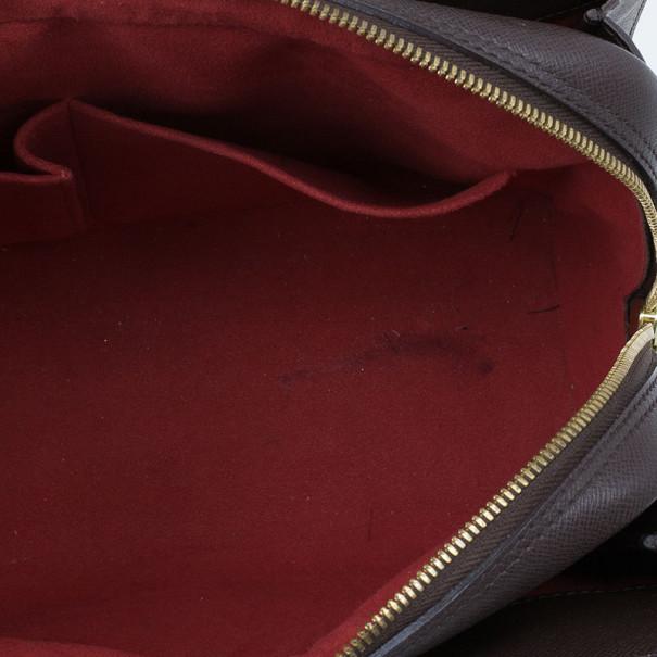 Louis Vuitton Damier Ebene Canvas Triana Tote