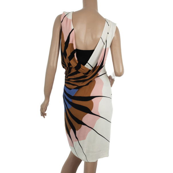 Diane Von Furstenburg Adalvino Dress M