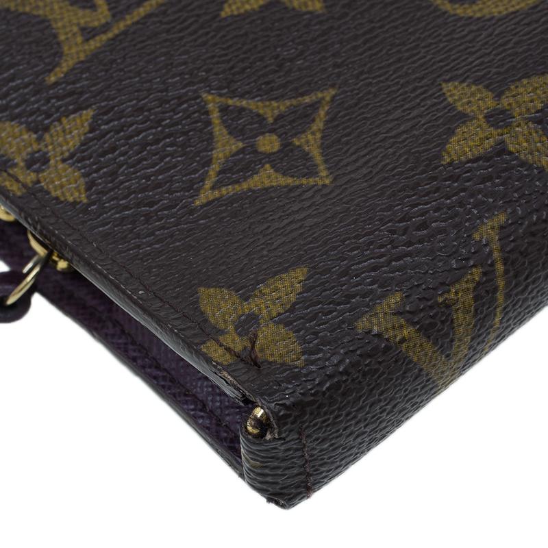Louis Vuitton Monogram Canvas Insolite Wallet