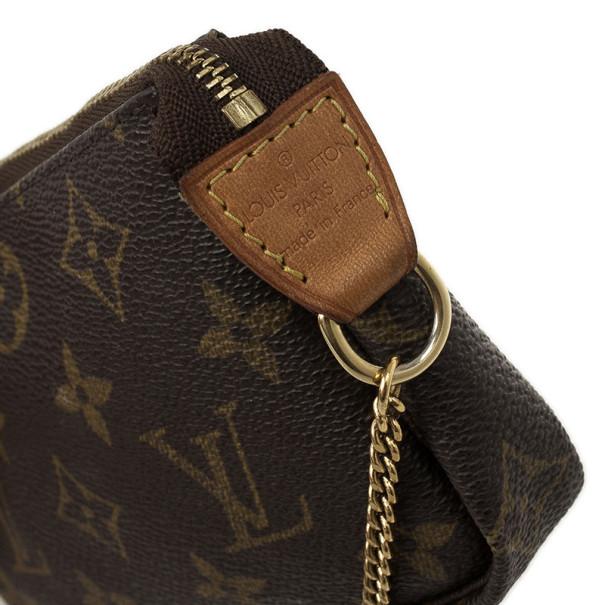Louis Vuitton Mini Monogram Pochette Accessoires