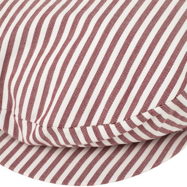 Gucci Red White Striped Cap