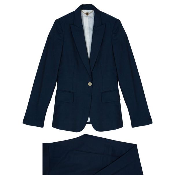 Stella McCartney Navy Suit M
