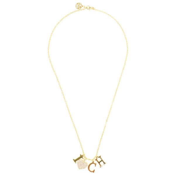Carolina Herrera I love CH Necklace