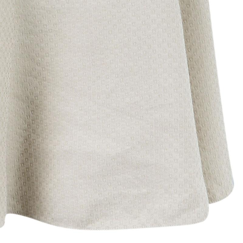 Emporio Armani Beige Skirt Suit M