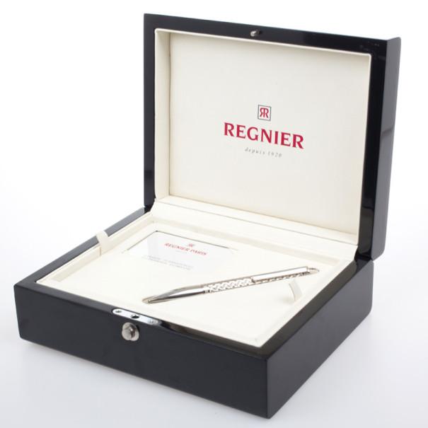 Regnier Steel Plated Patterned Pen