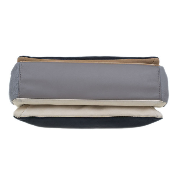Marc by Marc Jacobs Colorblock Leather Lady Rei Clutch