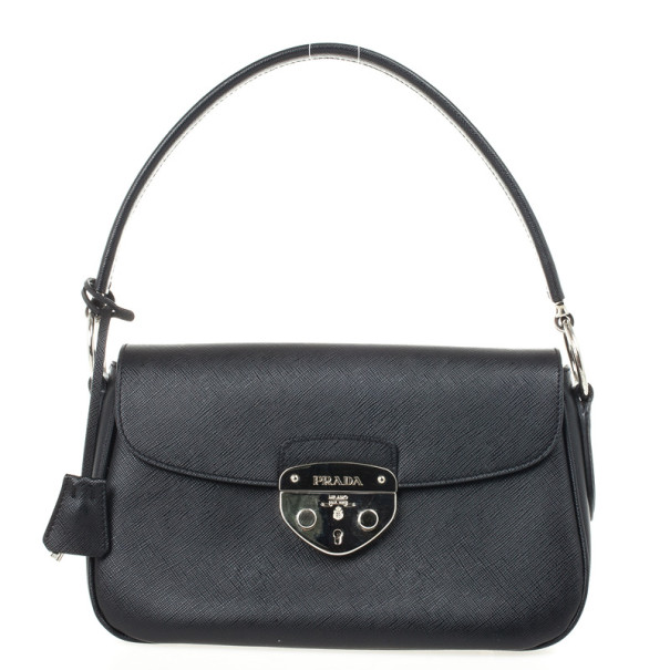 ae14ac779190 ... germany prada black saffiano leather small shoulder bag. nextprev.  prevnext c7a90 b1306