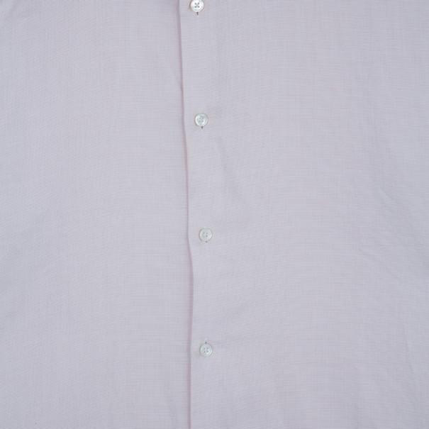 Louis Vuitton Rose Men's Shirt EU39