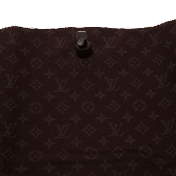 Louis Vuitton Brown Monogram Idylle Pillow Case and Eye Mask Travel Kit