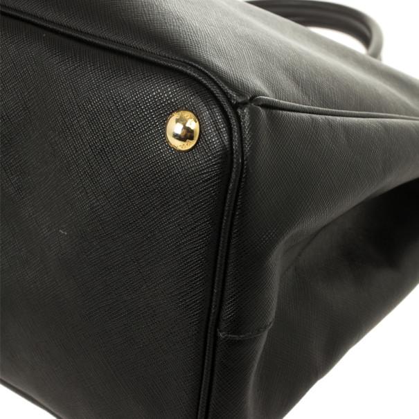 Prada Saffiano Lux Doublezip Tote bag